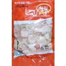 하림 냉동 닭껍질 (스킨) 1Kg