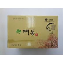新 대동 포기김치(10kg 중국)