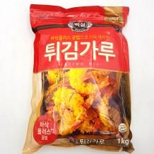 백설 바삭튀김가루(1Kg 미국)