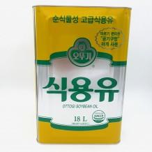 오뚜기 식용유(18L)