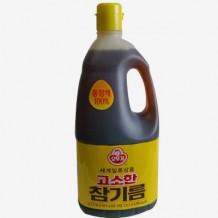 오뚜기 고소한참기름(1.8L)
