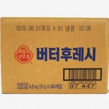 오뚜기 프레시버터(일회용 10g*480EA / BOX)