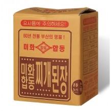 미화합동 부산찌개된장(지함 14Kg)