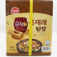 순창궁 콩재래된장(지함 14Kg)