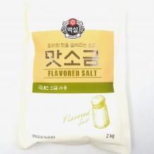 백설 맛소금(2Kg)