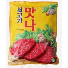 대상 맛나(쇠고기 2Kg)