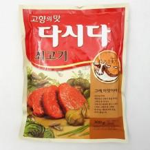 백설 다시다(쇠고기 300g)