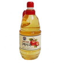 백설 2배사과식초(1.8L)