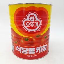 오뚜기 케찹(캔 3.3Kg)