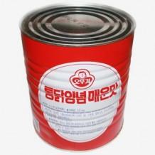 오뚜기 통닭양념 매운맛(3.6KG)