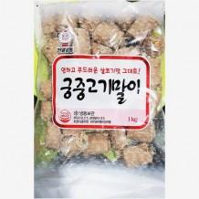 천일식품 궁중고기말이(냉동 25g*40입 1Kg)