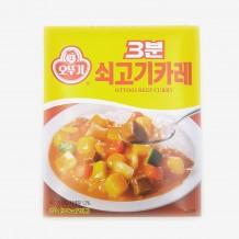 오뚜기 쇠고기 3분 카레(200g)