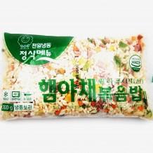 천일식품 햄야채볶음밥(냉동 300g)