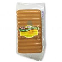 오뗄 후랑크소시지(냉장 40g*25개 1Kg 한국)