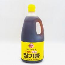 오뚜기 오쉐프 옛날참기름(1.8L)