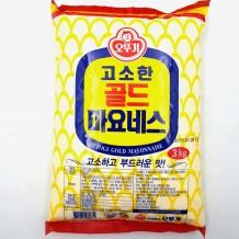 오뚜기 마요네즈(파우치 3Kg)