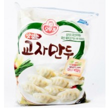 오뚜기 교자만두(냉동 3Kg 삼포)