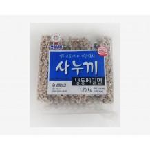 천일식품 사누끼 냉동메밀면(1.25kg(5*250g))