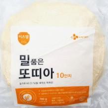 이츠웰 밀품은또띠아(냉동 10인치 12장 780g)