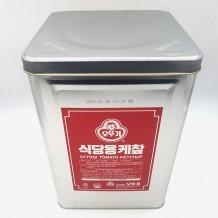 오뚜기 케찹(비닐내포 18Kg)