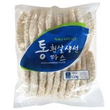 딤섬 통흰살생선까스(1.2Kg(60g*20) 중국)