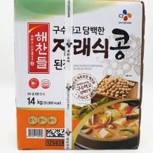 해찬들 재래식 콩된장(14Kg)