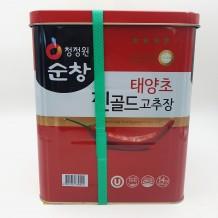대상 쌀로만든 고추장(진골드 14Kg)