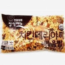 천일식품 치킨데리야끼 볶음밥(냉동 300g)