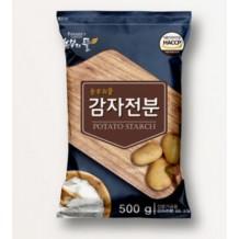 제이 감자전분(99% 500g)