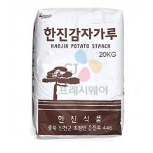 한진 감자전분(99% 20Kg 수입)