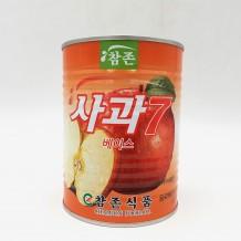 참존식품 사과원액(835ml)