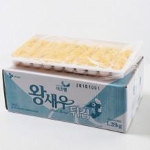 이츠웰 빵가루 왕새우튀김(냉동 30g*10미 300g 베트남)