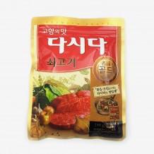 백설 다시다(명품골드 쇠고기 250g)