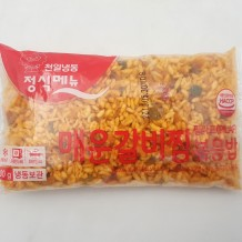 천일식품 매운갈비찜 볶음밥(냉동 300g)