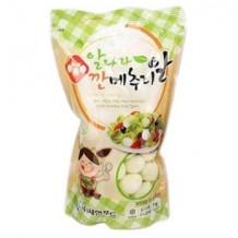 알나라 깐메추리알(냉장 1Kg 한국)