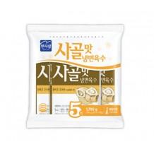 면사랑 냉면육수(냉동 사골맛 340g*5입 1.7Kg)