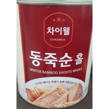 차이웰 죽순 캔(동죽순 2.84Kg 중국)