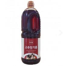 차이웰 고추맛기름(PET 1.8L 중국)
