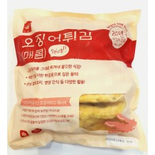 사옹원 매콤오징어스틱(1kg)