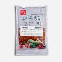 낙지젓갈 1kg 중국산